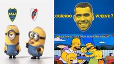 Boca Juniors es víctima de memes tras perder ante River Plate