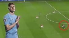 Manchester City: la definición de Agüero tras la gran jugada de De Bruyne