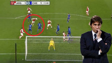 YouTube | El absurdo autogol de Chelsea en la derrota ante Arsenal