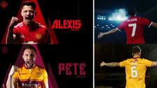 Equipo escocés troleó al United por la presentación de Alexis Sánchez