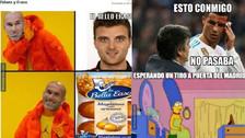 Real Madrid protagonizó los memes tras su eliminación en la Copa del Rey