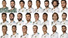 Los 7 jugadores del Real Madrid que no seguirían la próxima temporada