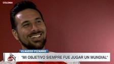 Claudio Pizarro y su plan para ser convocado al Mundial Rusia 2018