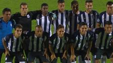 Leao Butrón fue el jugador más aplaudido de la 'Noche Blanquiazul'