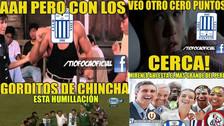 Alianza Lima perdió ante el Audax Italiano y está en la mira de los memes
