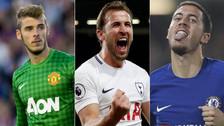 Real Madrid quiere fichar a Kane, Hazard y De Gea, según Daily Mail