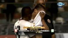 De la Cruz rompió en llanto tras la eliminación de Universitario de Deportes
