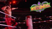 Así celebró Shinsuke Nakamura tras ganar el Royal Rumble 2018
