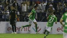 El 'Loco' Abreu anotó un golazo de cabeza ante Alianza Lima