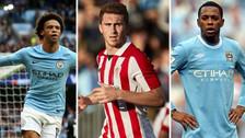 Los 10 fichajes más caros en la historia del Manchester City