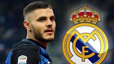 El misterioso mensaje de Icardi en las redes sociales: ¿se va a Real Madrid?