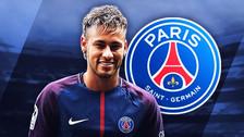 Los 3 'galácticos' que PSG ficharía para evitar la ida de Neymar a Real Madrid