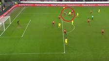 El magnífico gol de volea de PSG en la Copa de Francia