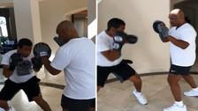 De tal palo tal astilla: la sorprende habilidad del hijo de Mike Tyson