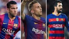 Fichajes: el 11 ideal que se fue gratis del Barcelona