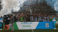 Alianza Lima campeón: así celebró tras ganar la Supercopa Movistar