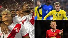 Las figuras de Escocia y Suecia que enfrentarán a la Selección Peruana