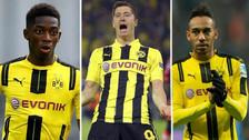 El equipo del Borussia Dortmund si no hubiera vendidos a sus estrellas