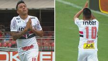 Pidió perdón: Christian Cueva anotó tras volver a jugar con Sao Paulo