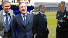 Los últimos 10 técnicos que Florentino Pérez despidió en el Real Madrid