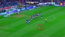 Alexi Gómez dio una asistencia que sirvió para la victoria de Atlas