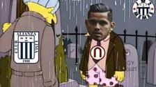 Universitario empató ante Sport Rosario, pero no se salvó de los memes