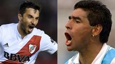 Video | Periodista argentino comparó gol de Scocco con tanto de Maradona