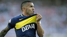 YouTube | Así marcó Carlos Tevez su primer tanto con Boca Juniors del 2018