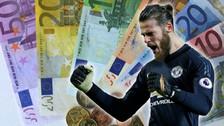 Manchester United pidió al Real Madrid 130 millones por David de Gea