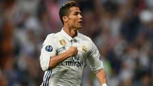 Así quedó el rostro de Cristiano Ronaldo tras sufrir un duro golpe
