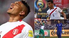 Los jugadores de la Selección Peruana que aún no juegan en 2018