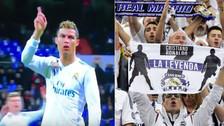 Cristiano Ronaldo encaró a los hinchas de Real Madrid por silbar a Benzema