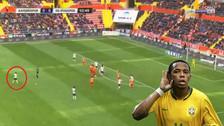 YouTube | Robinho  demostró que su calidad sigue intacta con este golazo