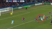 Sutil definición y golazo de Gundogan en la goleada de Manchester City