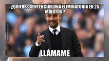 Manchester City goleó a Basel, pero es víctima de los memes