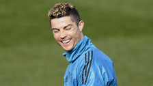 Cristiano Ronaldo se muestra en Instagram con su nuevo pasatiempo
