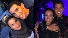 Esposas de Di María y Thiago Silva arremetieron contra DT del PSG