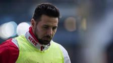 Claudio Pizarro anotó gol con Colonia, pero el VAR lo anuló