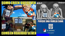 Los memes previo al duelo entre Alianza Lima versus Sporting Cristal