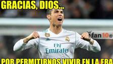 Real Madrid venció 5-3 a Betis, pero no se salvó de los memes