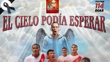 El emocionante homenaje de MisterChip a Daniel Peredo