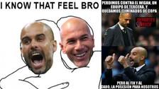 Manchester City es víctima de memes tras perder con un club de tercera división