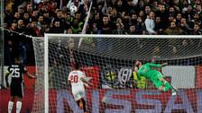 Gigante David de Gea: la soberbia atajada que evitó gol del Sevilla