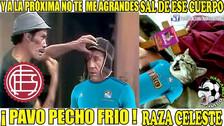 Sporting Cristal es blanco de memes tras ser goleado por Lanús