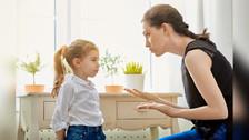 ¿Por qué no es buena idea gritarle a un hijo?