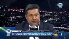 Video | Presidente de Boca Juniors mostró su molestia con Alianza Lima