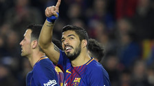 Luis Suárez dedicó emotivo mensaje a joven futbolista con cáncer