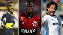 Los 12 mejores jugadores que estarán en la Copa Libertadores 2018
