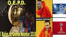 Sin piedad: los mejores memes por la lesión de Neymar