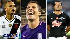 Con Leao Butrón: los jugadores más veteranos en la Copa Libertadores